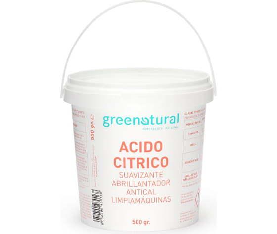 Acido Citrico GREENATURAL