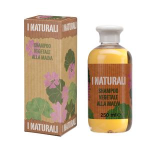 Shampoo vegetale alla Malva