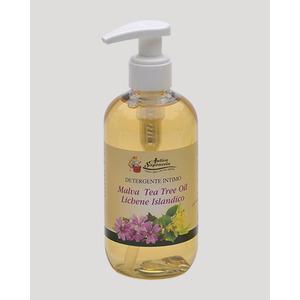 Detergente Intimo  Malva, Tea  Tree Oil, Lichene Islandico