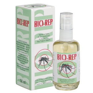 BIOREP Repellente Antizanzare
