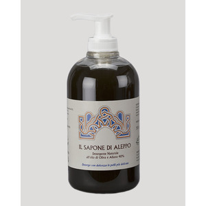 Sapone Liquido d 'Aleppo Laurus 40%  500 ml