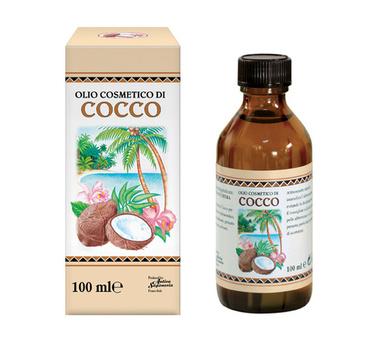 Olio cosmetico cocco