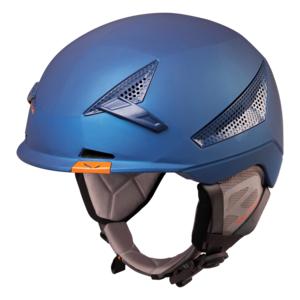 casco Salewa Vert fsm blu ( omologato sci -arrampicata  )