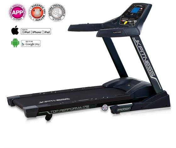 tapis roulant Jk Fitness JK TOP PERFORMA 175