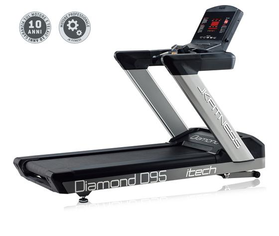 tapis roulant Jk Fitness JK DIAMOND D95