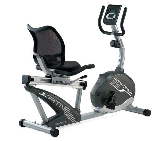 cyclette orizzontale JK fitness  JK PERFORMA 315
