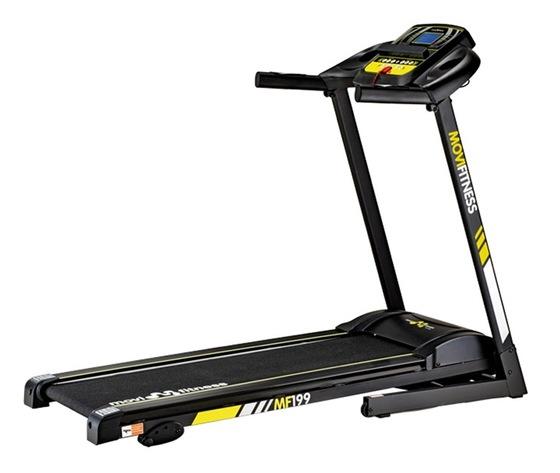 tapis roulant inclinazione manuale  JK MOVI Fitness MF199