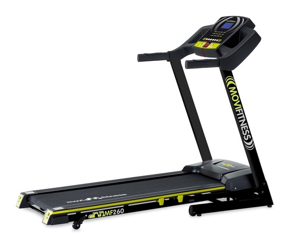 tapis roulant inclinazione manuale  JK MOVI Fitness MF 260