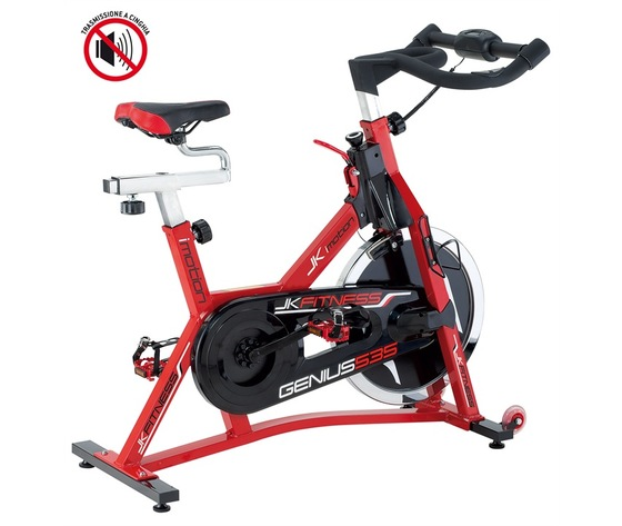 spinning bike JK fitness JK GENIUS 535