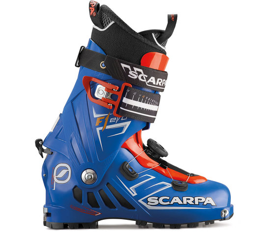 Scarpone sci alpinismo Scarpa F1 Evo Smu