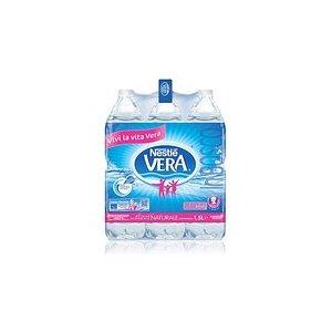Acqua Vera gassata lt. 1,5 pet x6