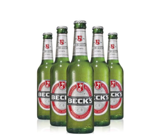 Birra Beck's lt 0.33 x 24 bottiglie