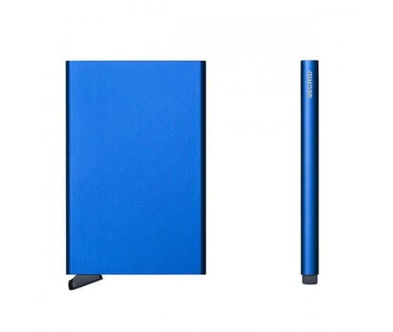 PORTACARTE SECRID BLUE