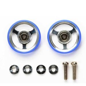 rotelle alluminio 17mm con anello teflon