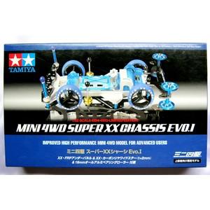 Mini4wd Super XX Evo 1