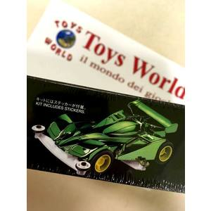 MINI4WD VANGUARD SONIC LIMITED SPECIALGREEN PLATED VERSION