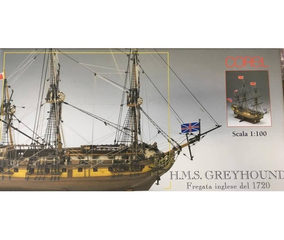 COREL GREYHOUND 1720