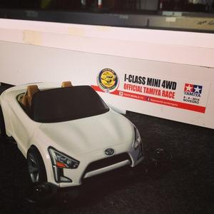 Mini4WD modello cabrio completo