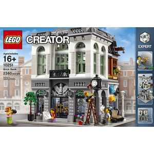 LEGO la banca confezione regalo e collezione BRICK BANK