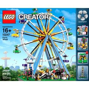 Lego ruota panoramica serie Creator modello da collezione