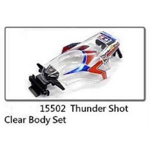 Carrozzeria in policarbonato modello Thunder Shot