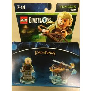 LEGO DIMENSION LORD OF THE RINGS