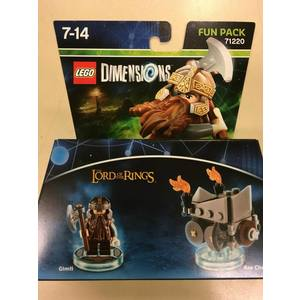 LEGO DIMENSION LORD OF THE RINGS2