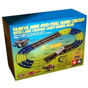 pista Home Edition ufficiale Tamiya con in OMAGGIO UNA MINI4WD
