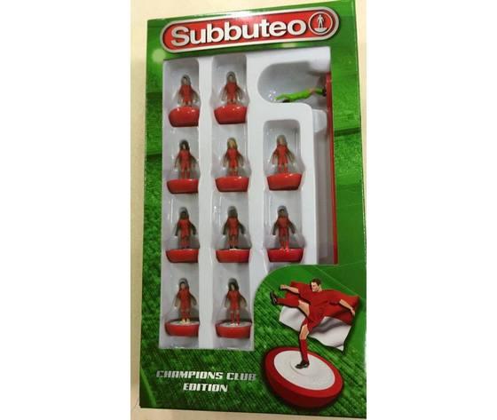 SUBBUTEO SQUADRA (TOTAL RED) PERUGIA ROMA