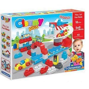 CLEMMY PLUS PLAY SET FUN RACE PISTA AUTO