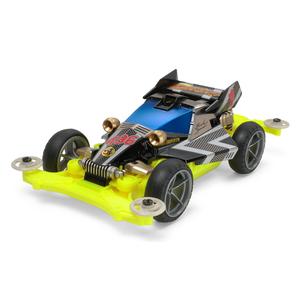 Mini4wd Dash 1 emperor telaio fluo MS modello gara