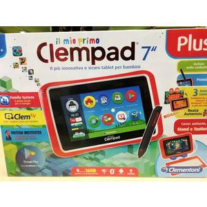 Tablet Clempad clementoni plus 7.0 novità 11/2017