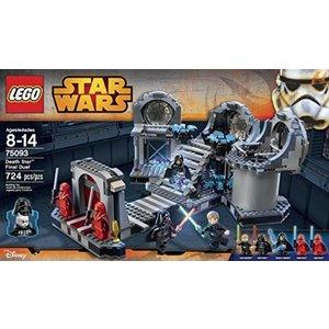 Lego star wars duello finale confezione