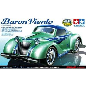 Baron Viento mini4wd modello da gara