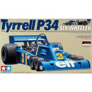TYRRELL F1 6 RUOTE