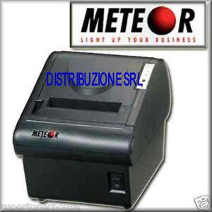 stampante termica meteor sprint /r usb + seriale + lan