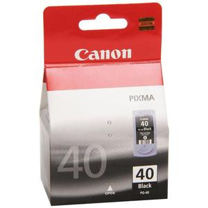 CARTUCCIA ORIGINALE CANON PG-40 NERO BLACK