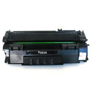 10 PEZZI - TONER COMPATIBILE HP Q7553A NERO 3000 PG