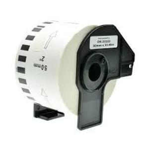 ETICHETTE COMPATIBILI BROTHER COD. 2210 29mm X 30,50mt per QL-500 QL-570 QL-580 QL-700 QL-1000