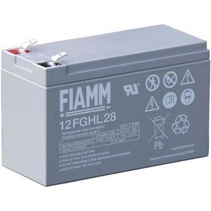 FIAMM 12FGHL28 BATTERIA AL PIOMBO 12V 7.2 Ah