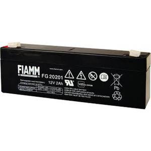 FIAMM FG20201 BATTERIA AL PIOMBO 12V 2 Ah