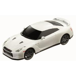 NISSAN GT-R  Auto radiocomandata rossa 1:24 40MHz Mondo Motors
