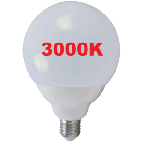 GLOBO LED 19W E27 AC175-250V 3000k