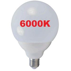 GLOBO LED 19W E27 AC175-250V 6000k