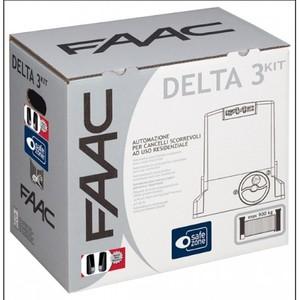 Faac Delta 3 Kit 230v