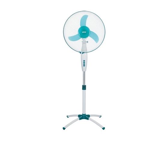 Zephir Ventilatore 3 pale, 3 velocità, altezza 133cm, 45W