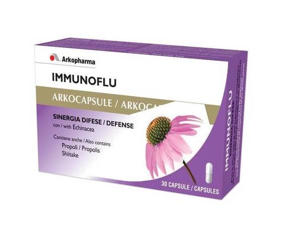 Immunoflu 30CPS Arkopharma
