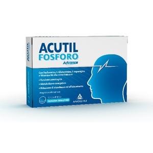 ACRAF SPA Acutil Fosforo Linea Advance Integratore Alimentare 50 Compresse