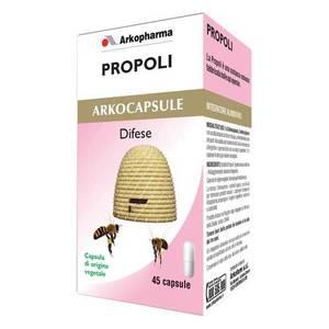 Arkocapsule Propoli 45CPS Arkopharma