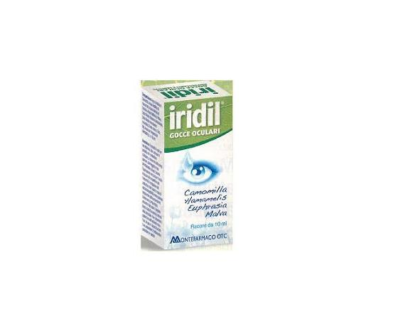 MONTEFARMACO Iridil Gocce Oculari 10 ML